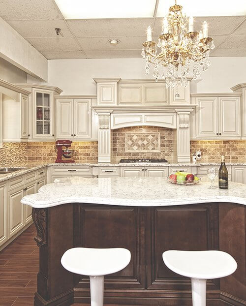 Antique Kitchens: Custom Kitchen Cabinets & Renovations